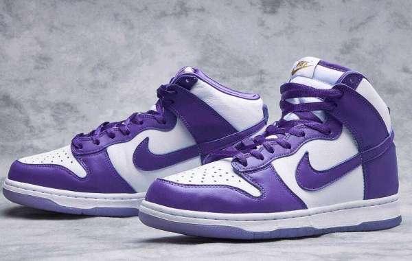 Nike Dunk High SP Varsity Purple To Arrive on Dec 3rd, 2020