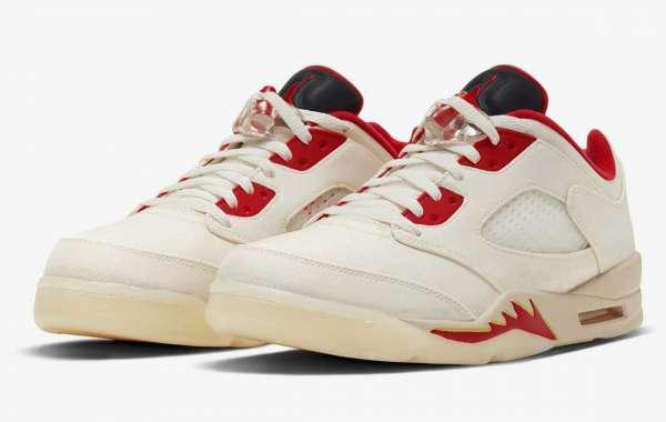 Where to buy 2021 Jordan 5 Low Chinese New Year