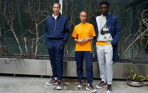 DD1871-001 Kim Jones x Nike Air Max 95 Black/Total Orange Fast shipping