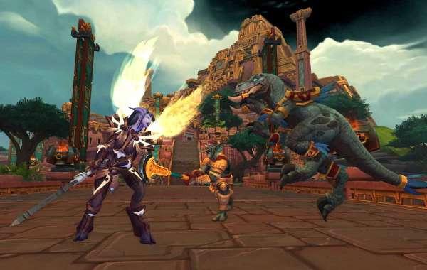 Warcraft 3 played a massive role