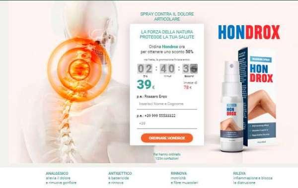 Hondrox-recensioni-prezzo-acquistare- Spray-benefici en Italia
