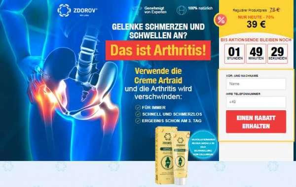 Artraid-Bewertungen-Preis-Kaufen-Creme-Leistungen wo zu kaufen in Deutschland