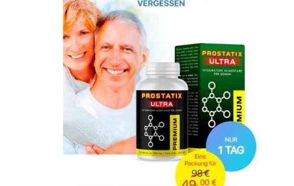Prostatix Ultra-Bewertungen-Preis-Kaufen-Kapsel Leistungen in Deutschland und Österreich